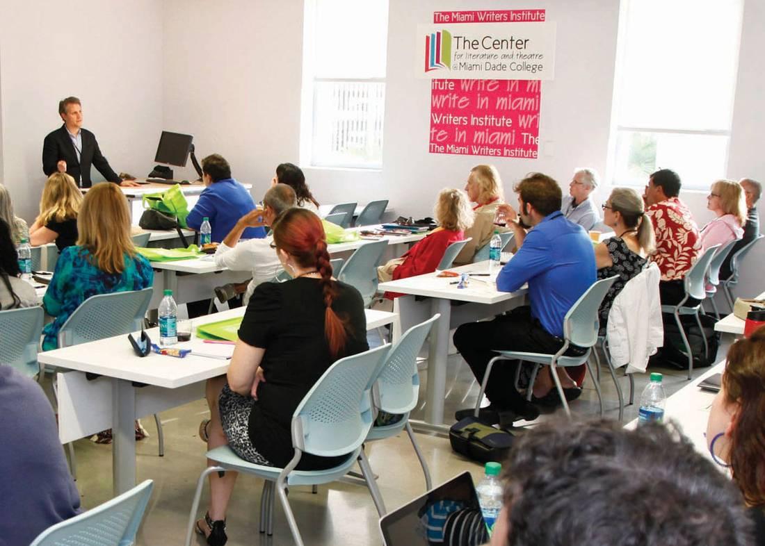 Register For Courses Miami Book Fair