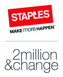 Staples $2 Million and Change