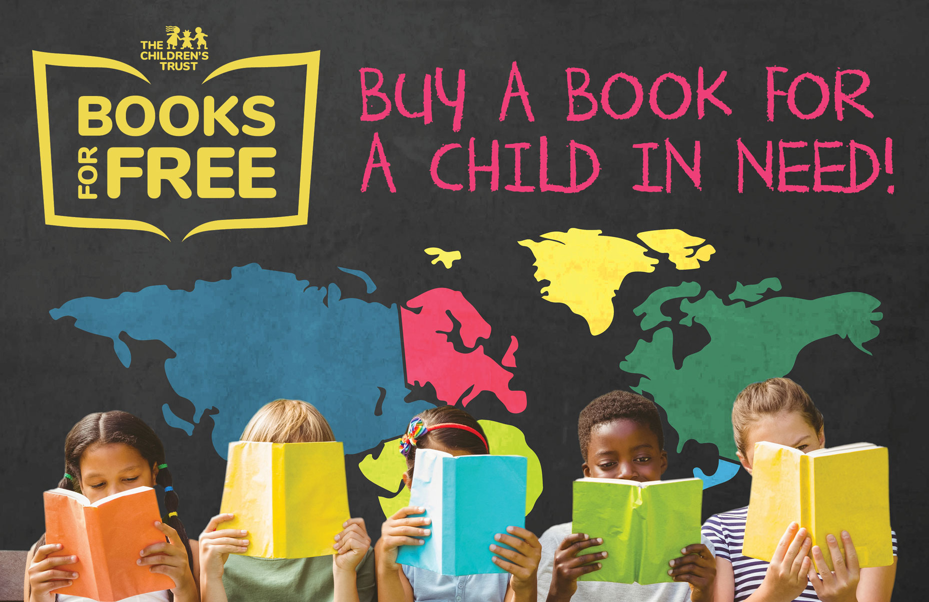 Buy a Book for a Child in Need
